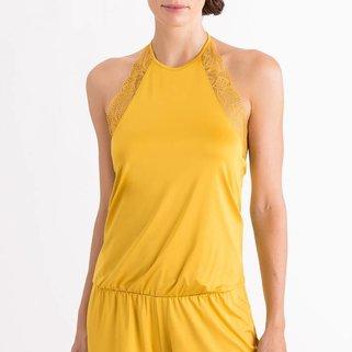 Hanro Jumpsuit Fleur 072464 Gold