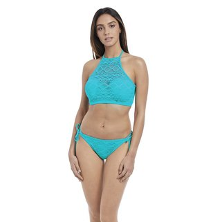 Freya Hi-Neck Bikini Top Sundance AS3973 Deep Ocean