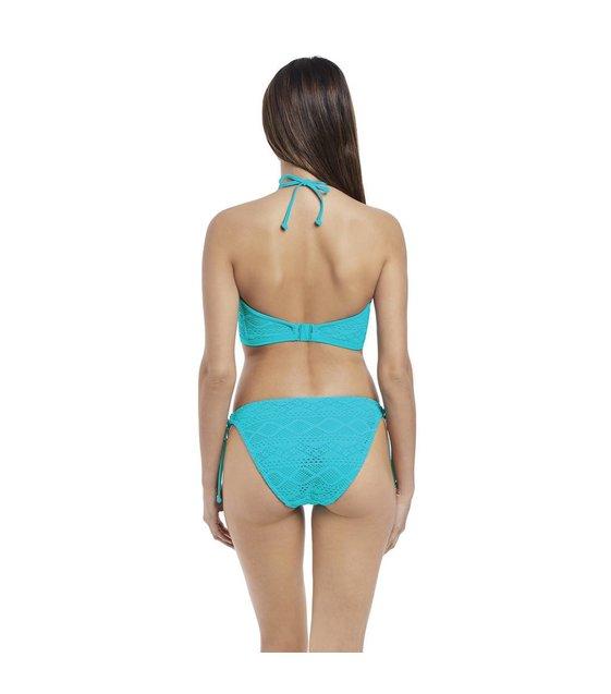 Freya Hi-Neck Bikini Top Sundance AS3973 Deep Ocean