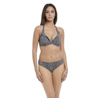Freya Bikini Slip Run Wild AS4618 Black