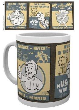 Fallout Vault Mug