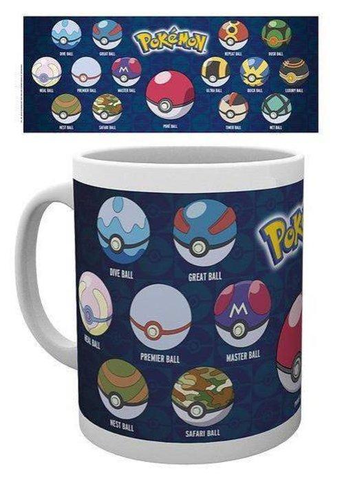Pokémon Pok√©balls Mug