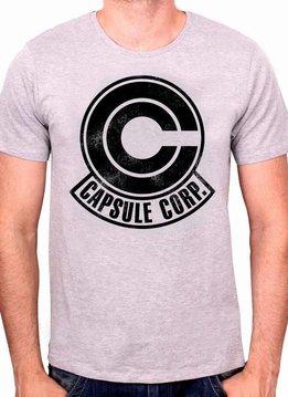 Dragon Ball Z Capsule Corp - T-Shirt