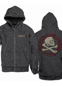 Uncharted Skull Coin - Hoodie