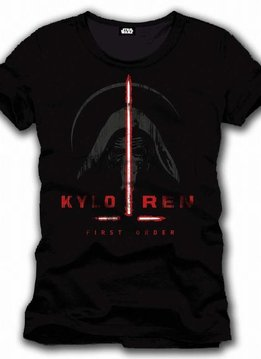 Star Wars Kylo Ren First Order - T-Shirt