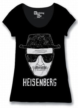 Breaking Bad Breaking Bad Heisenberg - Female - T-Shirt
