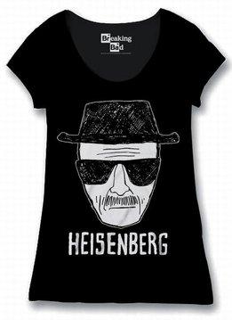 Breaking Bad Breaking Bad Heisenberg - T-Shirt