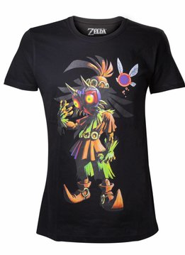 Nintendo The Legend of Zelda Majora's Mask - T-Shirt