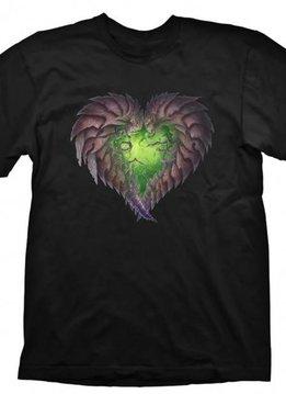 Blizzard Starcraft II | Zerg Heart | T-Shirt