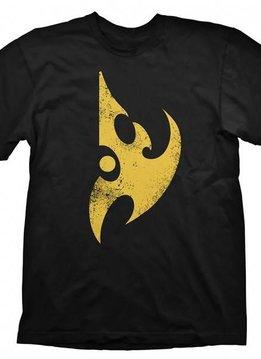 Blizzard Starcraft II Protoss Logo Vintage - T-Shirt