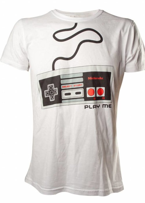 Nintendo NES Controller - T-Shirt