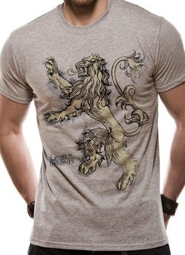 Game of Thrones House Lannister - T-Shirt
