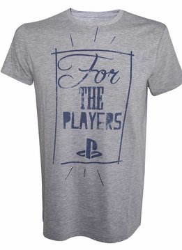 PlayStation For The Players - T-Shirt