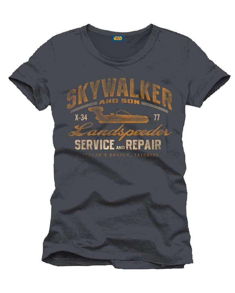 Star Wars Skywalker & Son - T-Shirt