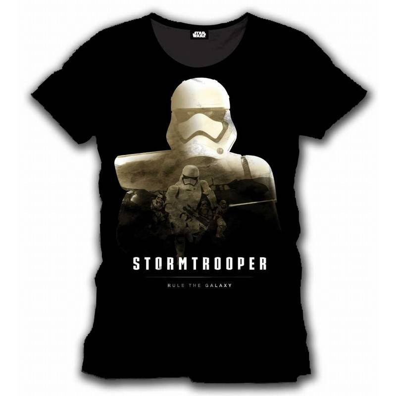 Star Wars Stormtrooper Rule The Galaxy - T-Shirt