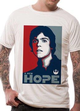 Star Wars Luke Skywalker A New Hope - T-Shirt