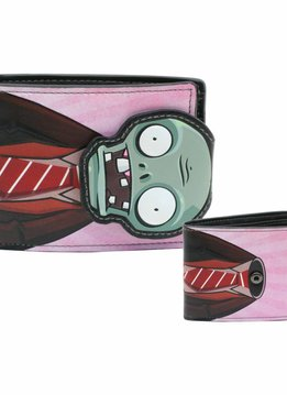 Plants Vs. Zombies Head Snap Wallet