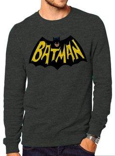 DC Classic Batman  Logo 1966 - Sweater