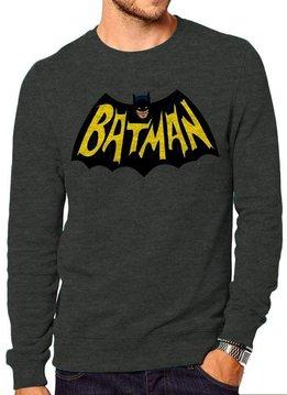 DC Comics Classic Batman  Logo 1966 - Sweater