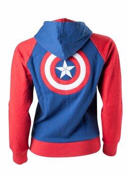 Marvel Captain America Shield Logo - Hoodie