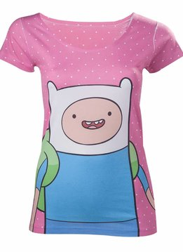 Adventure Time Finn The Human - T-Shirt