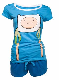 Adventure Time Finn The Human Shortama