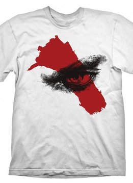 God Of War Kratos Eye - T-Shirt