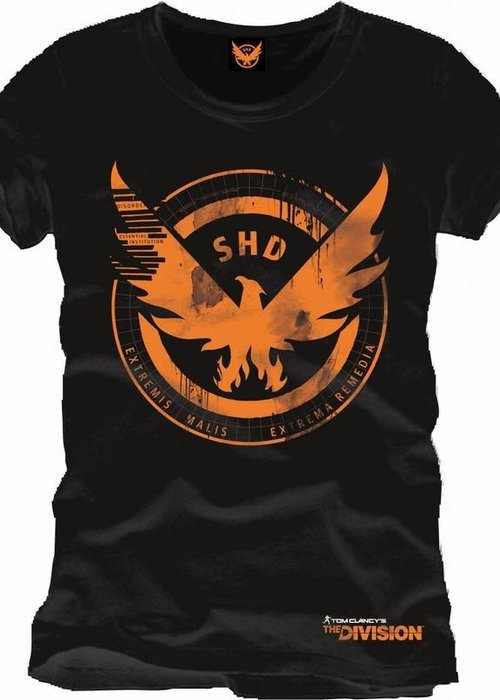 Tom Clancy's The Division SHD Logo - T-Shirt