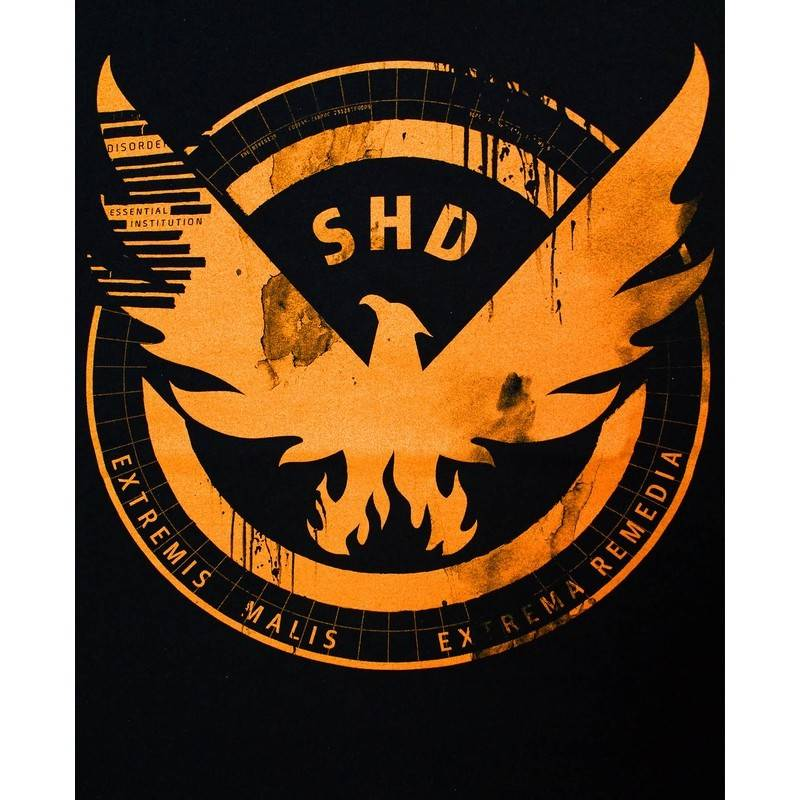 Tom Clancy's The Division SHD Logo - T-Shirt