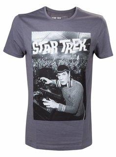 Star Trek DJ Spock - T-Shirt