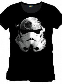 Star Wars Death Star Stormtrooper - T-Shirt