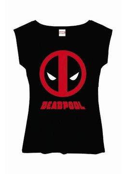 Marvel Deadpool Logo - T-Shirt
