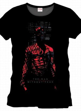 Marvel Daredevil In The Shadows - T-Shirt