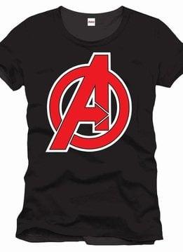 Marvel Avengers Logo - T-Shirt