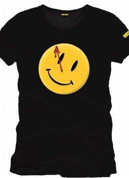 DC Watchmen Smiley - T-Shirt
