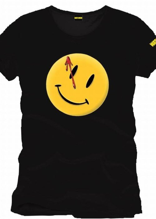 DC Comics Watchmen Smiley - T-Shirt