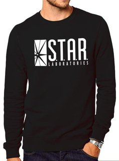 DC The Flash Star Labs - Sweater