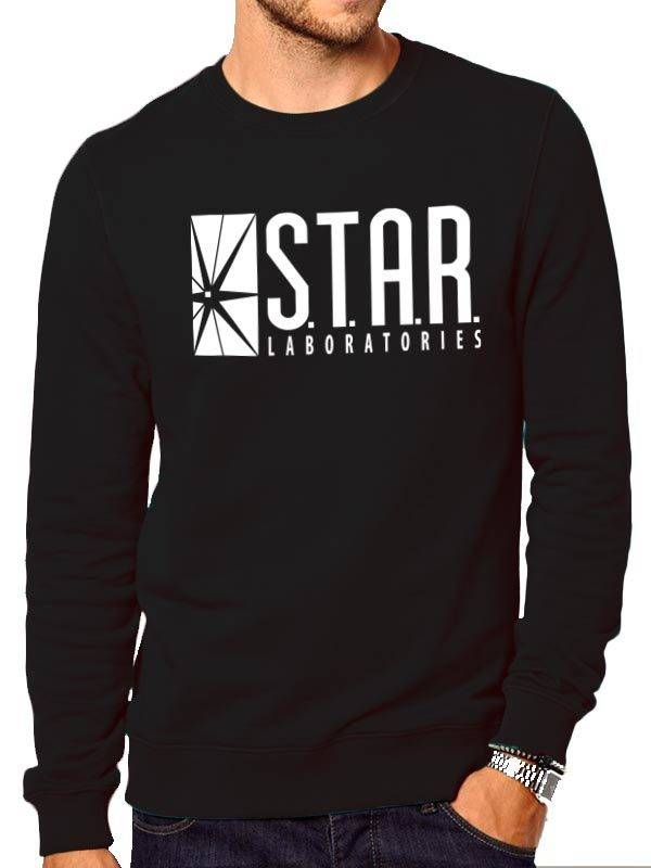 DC Comics The Flash Star Labs - Sweater
