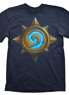 Blizzard Hearthstone Rose Logo - T-Shirt
