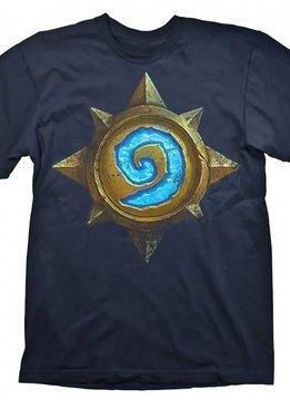 Blizzard Hearthstone Rose Logo - T-Shirt