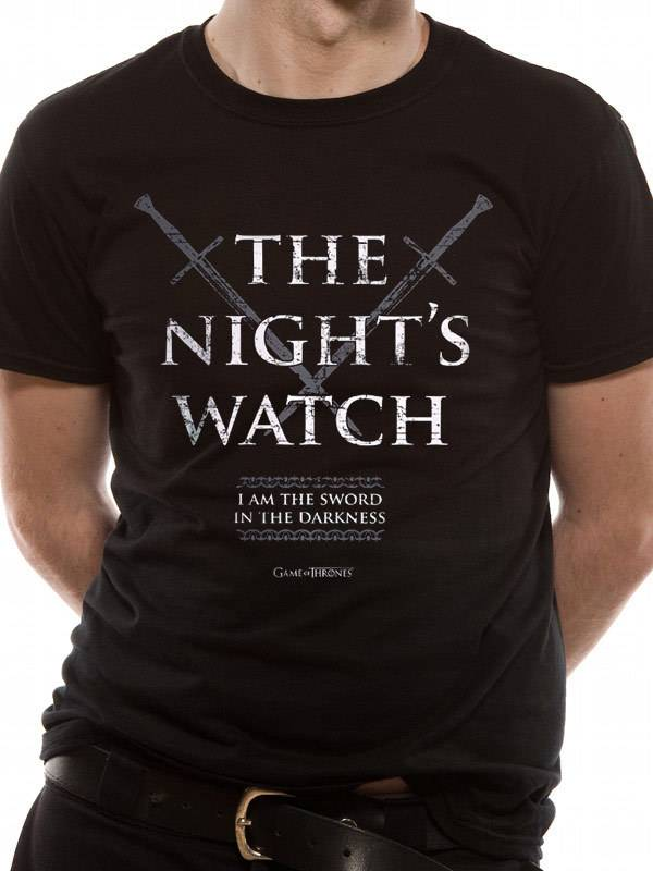 Game of Thrones Night's Watch - T-Shirt