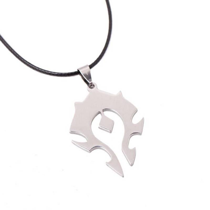 Blizzard Warcraft - Horde Necklace