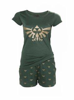 Nintendo The Legend of Zelda Wingcrest Logo - Shortama