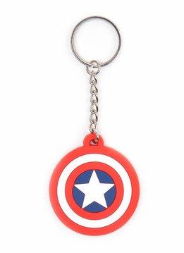 Marvel Captain America - Shield Keychain