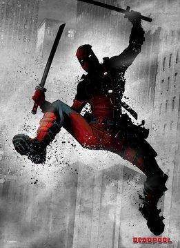 Marvel Deadpool - Displate