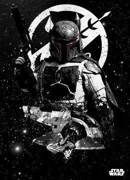 Star Wars Star Wars Slave I - Displate