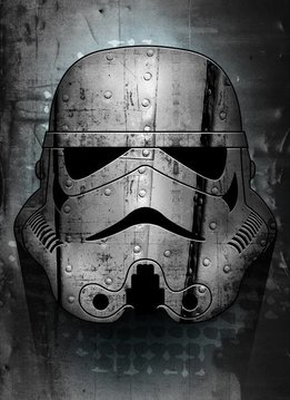 Star Wars Irontrooper - Displate