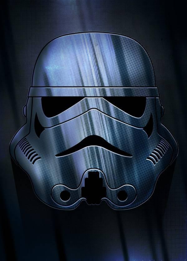 Star Wars Shadow - Displate