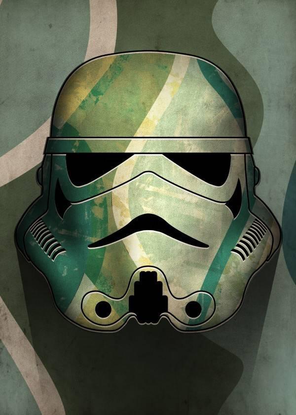 Star Wars Camo - Displate
