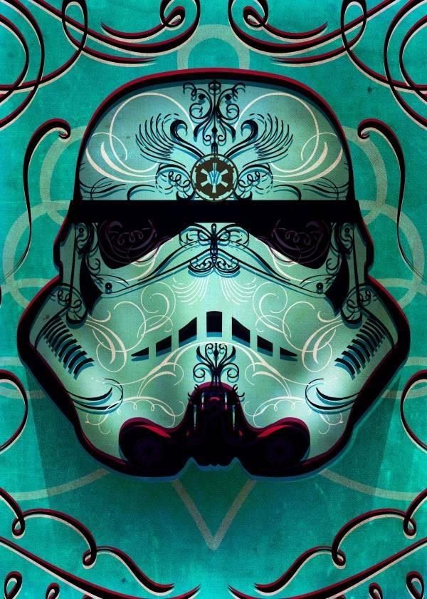 Star Wars Inked - Displate